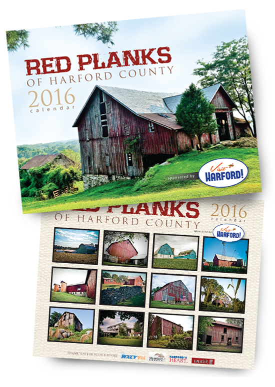 Red Planks of Harford County 2016