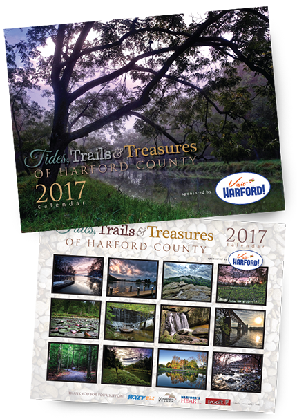 Tides, Trails & Treasures of Harford County 2017