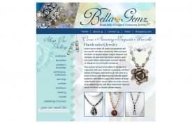 Bella Gemz Web Site