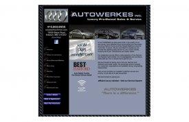 Autowerkes Web Site