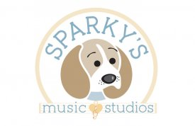 Sparky's Music Studios Logo