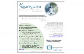 Yogareg.com Web Site