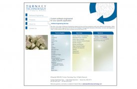 Turnkey Technology Web Site