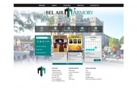 The Town of Bel Air: The Bel Air Armory Web Site