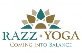Razz Yoga Logo