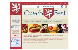 Harford County Czech Fest Web Site
