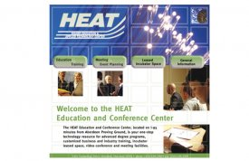 HEAT Web Site