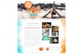 Yoga Centric Web Site