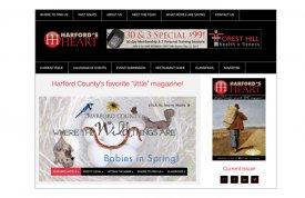 Harford's Heart Web Site