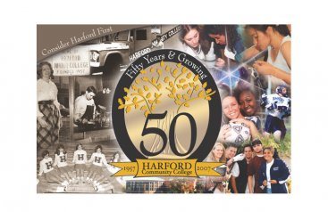 Harford Community College 50th Anniversary