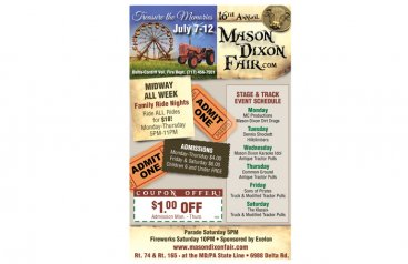 Mason Dixon Fair