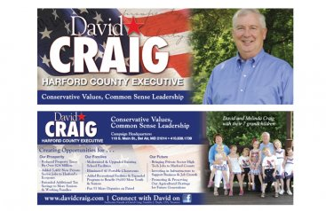 David Craig – Harford County Executive