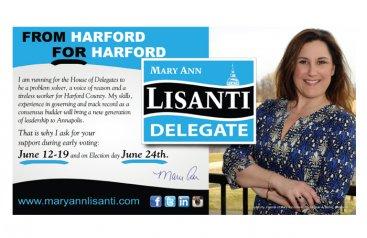 Mary Ann Lisanti – Delegate