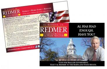 Al Redmer, Jr. – State Senator