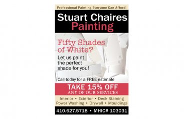 Stuart Chaires Painting