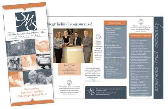 Shaffer, McLauchlin and Stover Brochure