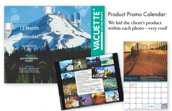 Vacuette Calendar
