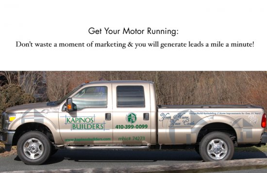 Get your motor running with vehicle decals