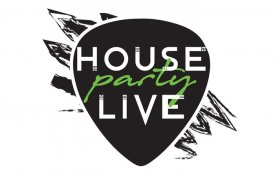 House Party Live Logo