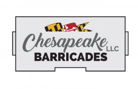 Chesapeake Barricades Logo