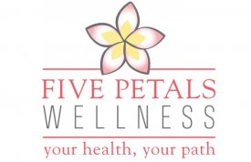 Five Petals Wellness Logo