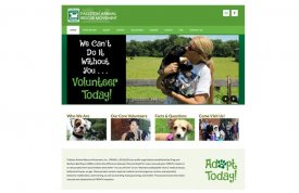 Fallston Animal Rescue Movement (FARM) Web Site