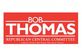 Bob Thomas, Republican Central Committee