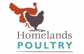Homelands Poultry Logo