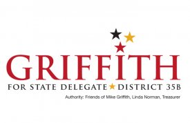 Mike Griffith State Delegate Logo