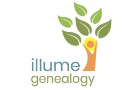 illume genealogy logo