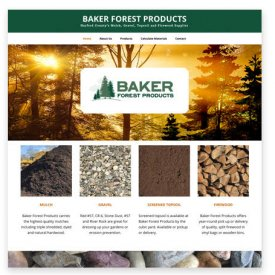 Baker Forest Products