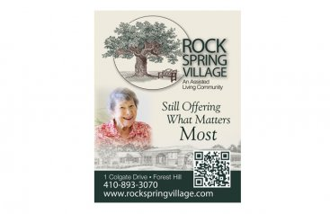 Rock Spring Village Ad