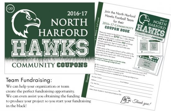 Hawks Coupon Book