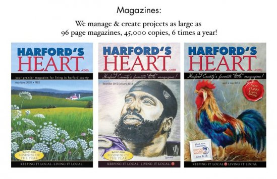 Harford's Heart Magazine
